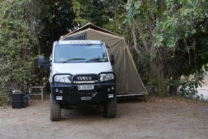the frnakmobil camping