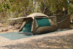 wild expedition safaris dome tent