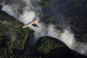 zambia and zimbabwe victoria falls fly over adventure