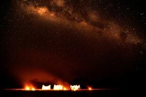 zambia south luangwa walking safari sleepout under stars