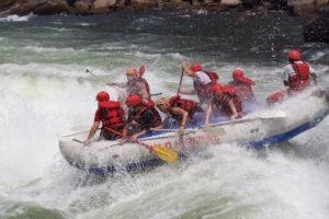 zimbabwe victoria falls white water rafting adventure