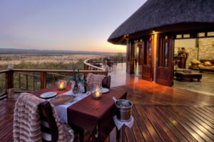 9Etosha Mountain Lodge Main area and outdoor dinner1
