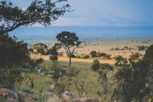 tanzania safaris landscape distance
