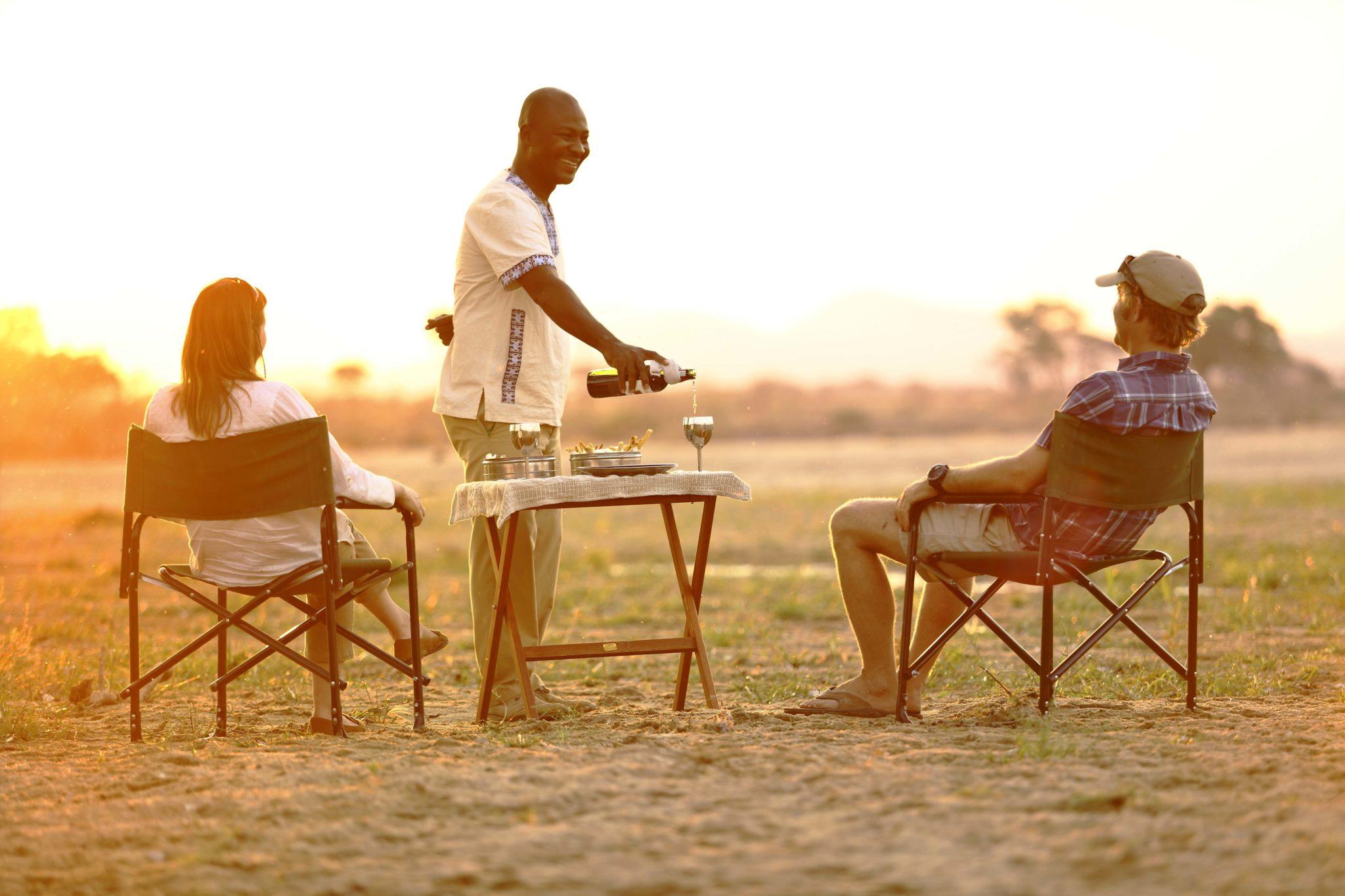 ikuka camp ruaha sundowners staff