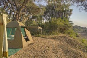 kichaka ruaha fly camp