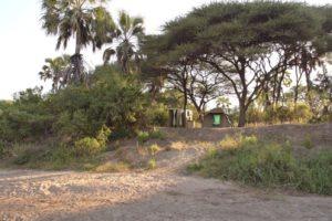 kichaka ruaha fly camp location
