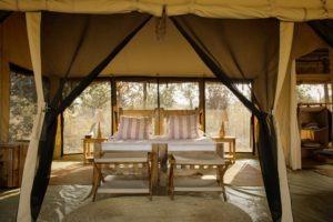 kigelia ruaha double bed