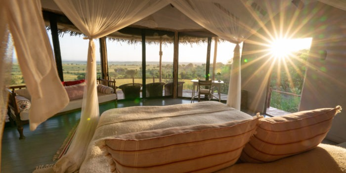 lamai serengeti sunrise view