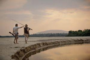 sand rivers selous fishing