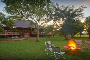 bakers lodge uganda fire