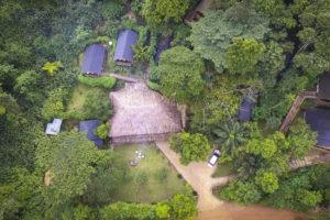 buhoma lodge uganda above