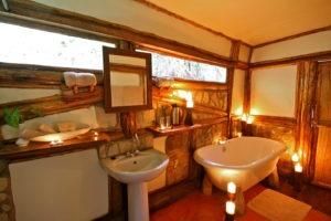 buhoma lodge uganda bathroom