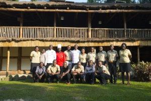 buhoma lodge uganda staff