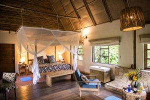 bwindi lodge uganda bedroom
