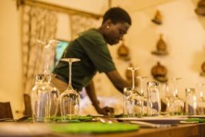 bwindi lodge uganda staff