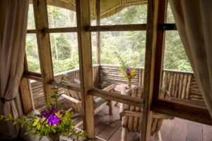 bwindi lodge uganda veranda