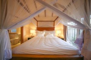 hotel number 5 bed