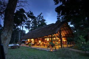 ishasha wilderness camp uganda main