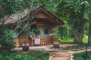 ishasha wilderness camp uganda outdoor bathroom
