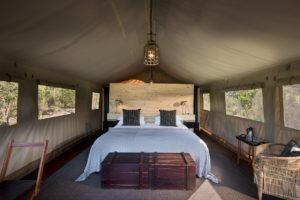 khwai tented camp botswana double