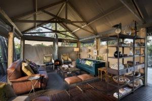 khwai tented camp botswana main arae