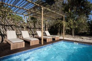 khwai tented camp botswana pool