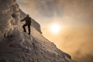 rwenzori trekking uganda margherita glacier