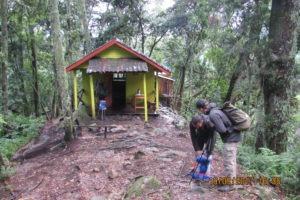 rwenzori trekking uganda sine camp 1