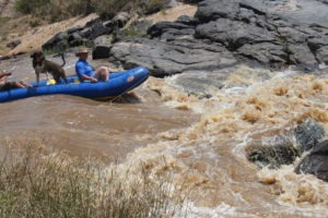 Boris Rafting