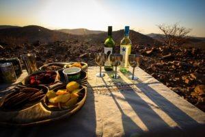 Huab Under Canvas Sundown Drinks
