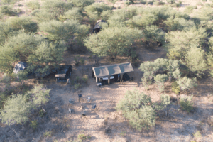 Kalahari Horse Safari camp