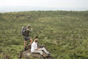 Naboisho Camp walking safari