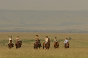 Horse Safari Miles and miles of Africa