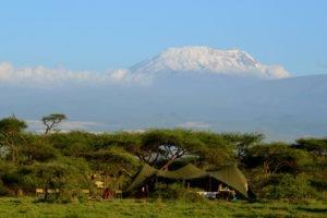 Kilimanjaro Elephant ride 109