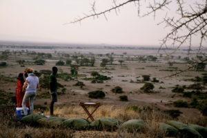 Kilimanjaro Elephant ride 92