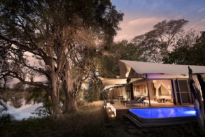 zambia livingstone thorntree river lodge room exterior