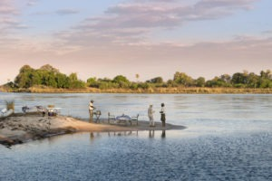 zambia livingstone thorntree river lodge sundowner